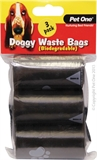 Pet One Waste Bags - 3 Pack-poop-bags-The Pet Centre
