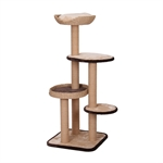 Petpals Cat Scratcher Treehouse-scratch-posts-The Pet Centre