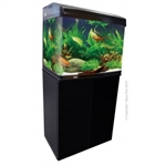 Aqua One AR620T 130 Litre Aquarium & Cabinet Combo-aqua-one-The Pet Centre