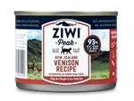 Ziwi Peak Venison Cat Can 185g-nz-made-The Pet Centre