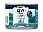 Ziwi Peak Lamb Cat Can 185g-nz-made-The Pet Centre