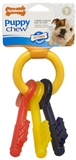 Puppy Teething Keys - Sml N-220-dog-The Pet Centre