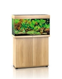 Juwel Rio 125lt Aquarium & Cabinet Combo Light Wood-aquariums-The Pet Centre