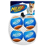Nerf Blaster Tennis Ball Refill - 4 Pack-dog-The Pet Centre
