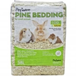 Petware Pine Bedding 38L-litter-|-bedding-The Pet Centre