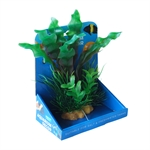 Aqua Care Artificial Plant with Resin Base 20cm No12-fish-The Pet Centre