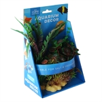 Aqua Care Artificial Plant Multi Pack Small No17-fish-The Pet Centre