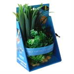 Aqua Care Artificial Plant Multi Pack Small No19-fish-The Pet Centre