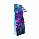 Aqua Care Artificial Plant with Resin Base 35cm No22-fish-The Pet Centre
