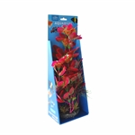 Aqua Care Artificial Plant with Resin Base 35cm No23-artificial-plants-The Pet Centre