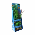 Aqua Care Artificial Plant Multi Pack Large No25-artificial-plants-The Pet Centre