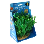Aqua Care Artificial Plant with Resin Base 15cm No27-fish-The Pet Centre