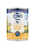 Ziwi Peak  Free Range Chicken Dog Food Can 390g-dog-The Pet Centre