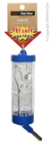 Pet One Drinking Bottle Clear125ml-water-bottles-The Pet Centre
