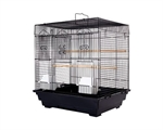 Allpet Avian Care Square Cage-bird-The Pet Centre