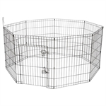 Canine Care Exercise Pen 106cm-exercise-pens-The Pet Centre