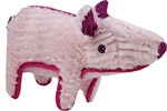 Ruff Play Plush Tuff Pig Large-soft-toys-The Pet Centre