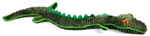 Ruff Play Plush Tuff Crocodile Large-soft-toys-The Pet Centre