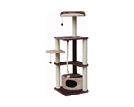 Feline Care Design 11 Scratch Tower 156cm-beds-|-scratchers-The Pet Centre