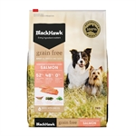 Black Hawk Dog Grain Free Salmon 7kg-dog-The Pet Centre