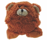 Canine Care Snuggle Friends Bear 12cm-soft-toys-The Pet Centre