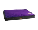 IBT All Terrain Patio Cushion Purple Grey Med-dog-The Pet Centre