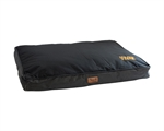 IBT All Terrain Patio Cushion Black/Grey XLge-dog-The Pet Centre
