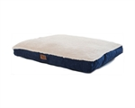 Its Bed Time Plush Pillow Blue Large-beds-|-kennels-|-crates-The Pet Centre