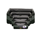My Pet All Terrain Basket Grey XLarge-dog-The Pet Centre