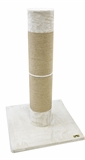 Petpals Titan Scratch Pole 1m Cream-beds-|-scratchers-The Pet Centre