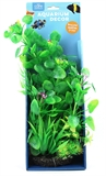 Aqua Care Plant Resin Base 35cm #052-decorations-The Pet Centre