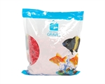 Aqua Care Gravel Red 5kg-decorations-The Pet Centre