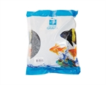 Aqua Care Gravel Black 5kg-decorations-The Pet Centre