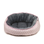 Barkley & Bella Rose Marrakesh Bed Small 50cm-beds-|-kennels-|-crates-The Pet Centre