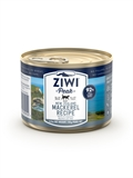 Ziwi Peak Mackerel Cat Can 185g -nz-made-The Pet Centre