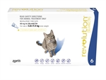 Revolution Flea Treatment for Cats 2.6-7.5kg-flea-|-worm-The Pet Centre