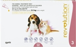 Revolution Flea Treatment for Puppies & Kittens under 2.5kg 3 pack-flea-|-worm-The Pet Centre