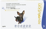 Revolution Dog X-Small  2.6-5kg 3 Pack -dog-The Pet Centre
