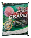 Aqua Care Gravel Natural White 3-5mm 5kg-decorations-The Pet Centre