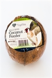 Topflite Wild Bird Energy Coconut Feeder-bird-The Pet Centre