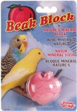 Living World Beak Block Mineral Supplement Apple-supplements-The Pet Centre
