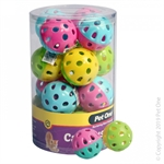 Pet One Cat Toy - Soccer Ball-cat-The Pet Centre