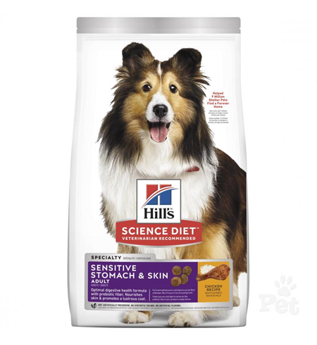 Hill's Science Diet Dog Adult Sensitive Stomach & Skin 12kg