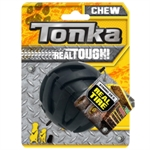 Tonka Mega Tread Ball - Black 7.6cm-dog-The Pet Centre