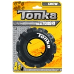 Tonka Seismic Tread  - Black 12.7cm-dog-The Pet Centre