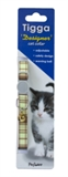Tigga Cat Collar Textile Green-cat-The Pet Centre