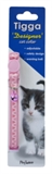 Tigga Cat Collar Triangle Pink-cat-The Pet Centre