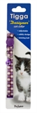 Tigga Cat Collar Eight Awn Star Purple-cat-The Pet Centre