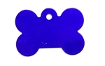 Personalised IMARC Bone Tag Small Purple-cat-The Pet Centre