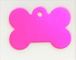 Personalised IMARC Bone Tag Small Pink-cat-The Pet Centre
